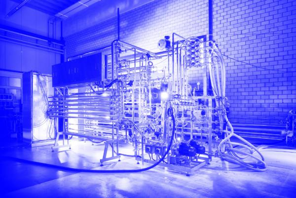 Continuous Sterilization - Bioengineering